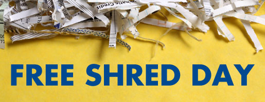 Shred Day | Ravalli County Federal Credit Union